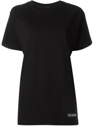 Les Artists Les Art Ists 'Wang' T Shirt Black