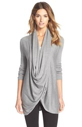 Women's Nordstrom Long Wrap Cardigan