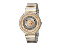 Versace V Metal Icon Vlc08 0015 Stainless Steel Rose Gold