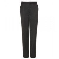 Closed Madison Twill Tapered Trousers Black