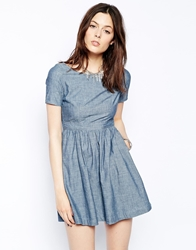 Levi's Short Sleeve T Shirt Dress Refinedrinse