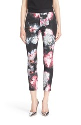 Ted Baker Women's London 'Ethereal Posie' Floral Print Crop Trousers