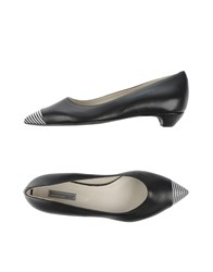 Vic Footwear Courts Women Black