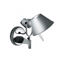 Artemide Tolomeo Faretto Wall Lamp Aluminium Wall Lamps Lighting Finnish Design Shop