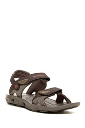 Columbia Techsun Vent Interchange Sandal Brown