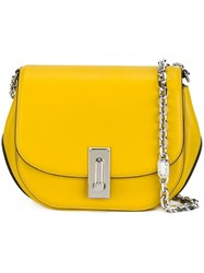 Marc Jacobs 'West End The Jane' Saddle Shoulder Bag Yellow And Orange