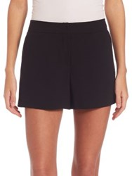 Trina Turk Easy Fit Daulton Shorts Black