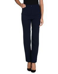 Carven Trousers Casual Trousers Women Dark Blue