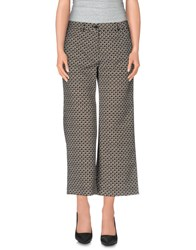 Alice San Diego Trousers 3 4 Length Trousers Women Black