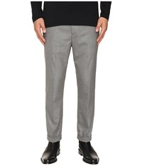 Vince City Cropped Chino Grey