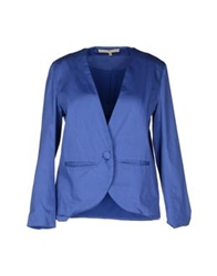 Yumi Uttam Boutique Blazers Blue