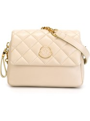 Moncler 'Bethanie' Shoulder Bag Nude And Neutrals