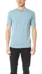 S.N.S. Herning Norm Tee Mint Blue