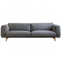 Rest Sofa 3 Seater Lounge And Sofas Furniture Finnish Design Shop