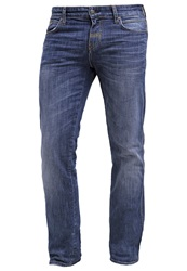 Meltin Pot Markus Straight Leg Jeans Blue Blue Denim