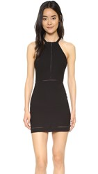 Elizabeth And James Reeves Dress Black