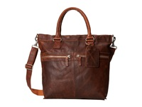 Cowboysbelt Huntly Bag Cognac Shoulder Handbags Tan