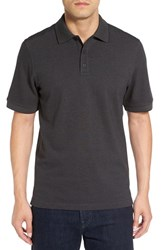 Nordstrom Men's Big And Tall Men's Shop Tipped Oxford Pique Polo