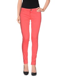 Fred Mello Trousers Casual Trousers Women Coral
