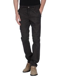 Marville Casual Pants Dark Brown