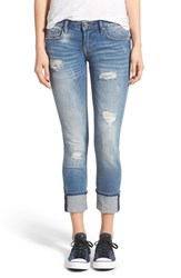 Junior Women's Vigoss 'Tompson' Easy Skinny Jeans