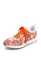 Adidas By Stella Mccartney Cc Sonic Sneakers White Granite Radiant Gold