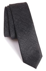 The Kooples Men's Flannel Skinny Tie