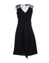 Richmond Denim Dresses Short Dresses Women Black