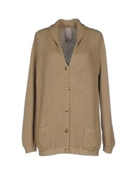 People Knitwear Cardigans Women Sand
