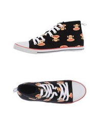 Paul Frank High Tops And Trainers Black