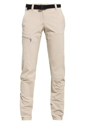 Maier Sports Inara Trousers Feather Gray Beige