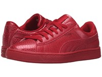 Puma Basket Future Minimal Barbados Cherry Women's Basketball Shoes Red