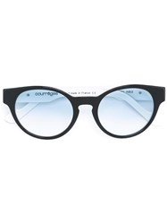 Courreges Alain Mikli Sunglasses Black