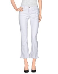 Jucca Denim Denim Trousers Women