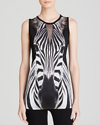 Torn By Ronny Kobo Tribal Zebra Sibyl Tank Your Gift With Any Purchase Of 250 Or More