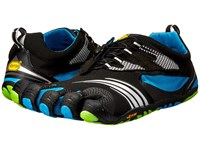 Vibram Fivefingers Kmd Sport Ls Black Blue Green Men's Shoes