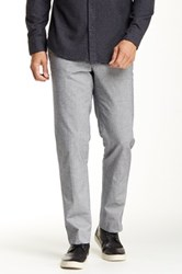 14Th And Union Herringbone Separate Pant Gray