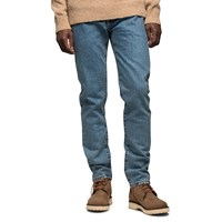 Han Kjobenhavn Tapered Heavy Stone Selvage Jeans Grey