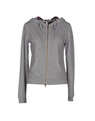 Sun 68 Topwear Sweatshirts Women Grey