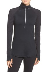 Under Armour Women's 'Layered Up' Water Resistant Half Zip Top