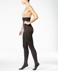 Spanx High Waisted Tights Charcoal