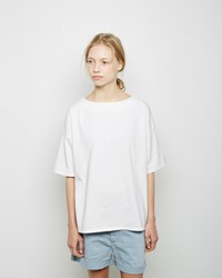 Chimala Deck Tee Off White