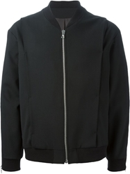 Public School Bomber Jacket Black