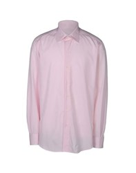 Lorenzini Shirts Long Sleeve Shirts Men