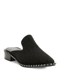 Adrianna Papell Pam Studded Mules Black