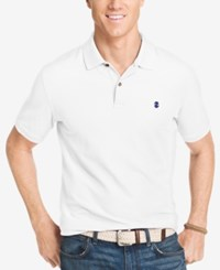 Izod Performance Advantage Pique Polo Bright White
