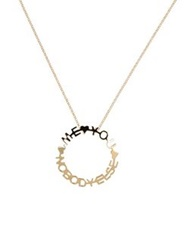 Nadine S Necklaces Gold