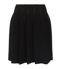 Sandro Francess Pleated Skirt Female Black