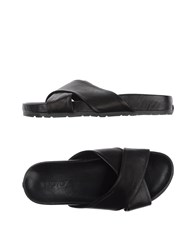 Inuovo Footwear Sandals Women Black