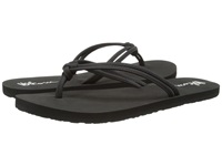 Volcom Forever And Ever 2 Black Women's Sandals